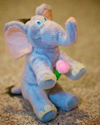 Horton Stuffed Animal